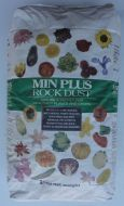 Minplus Rock Dust - 20kg bag