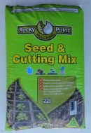 Seed & Cutting Mix - 22ltr bag