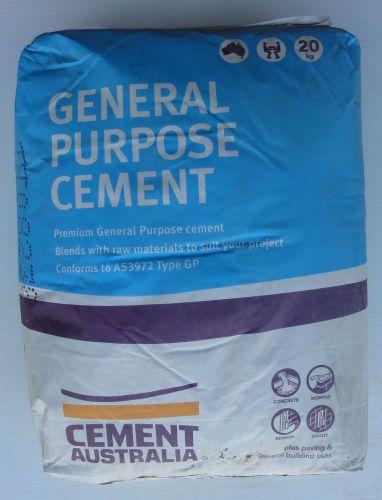GP Cement - 20ltr bag