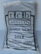 Coarse Sand - 20ltr bag