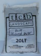 Crusher Dust Blue - 20ltr bag