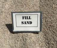 Fill Sand (bulk)
