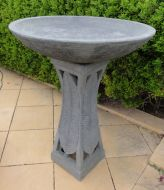 Bird Bath - 100cm high, 70cm dia bowl