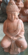 Buddha - Squatting