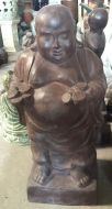 Monk - With coins - Standing