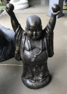 Monk - Standing - hands up