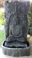 Buddha - Sitting under tree
