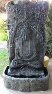 Buddha - Sitting under tree