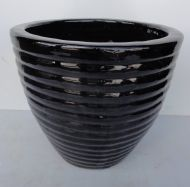 Egg Rings - Shiny Black ROS