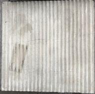 Prefab 600 x 600 Rippled