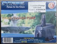 Reefe Water Feature Pump RP1100