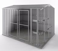 Garden Shed - Storm Shed - Size 3
