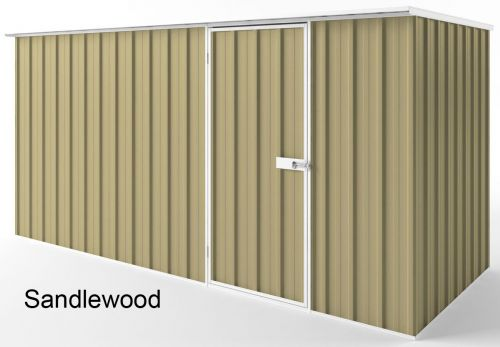 Garden Shed - Flat Roof - Size 8 Standard